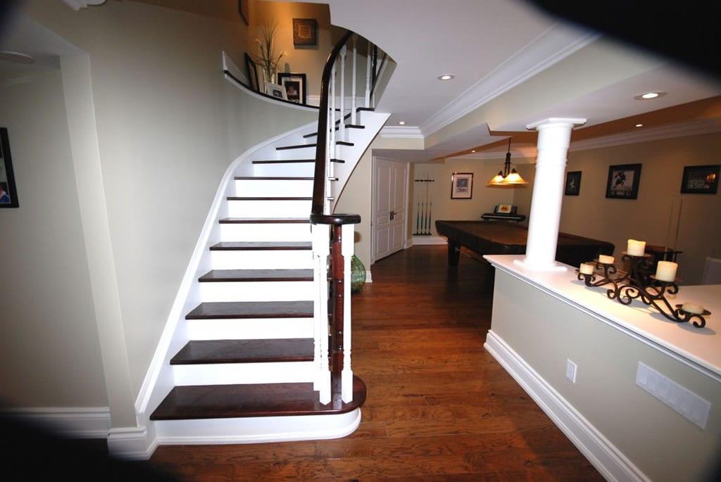 Pairie Circle Staircase