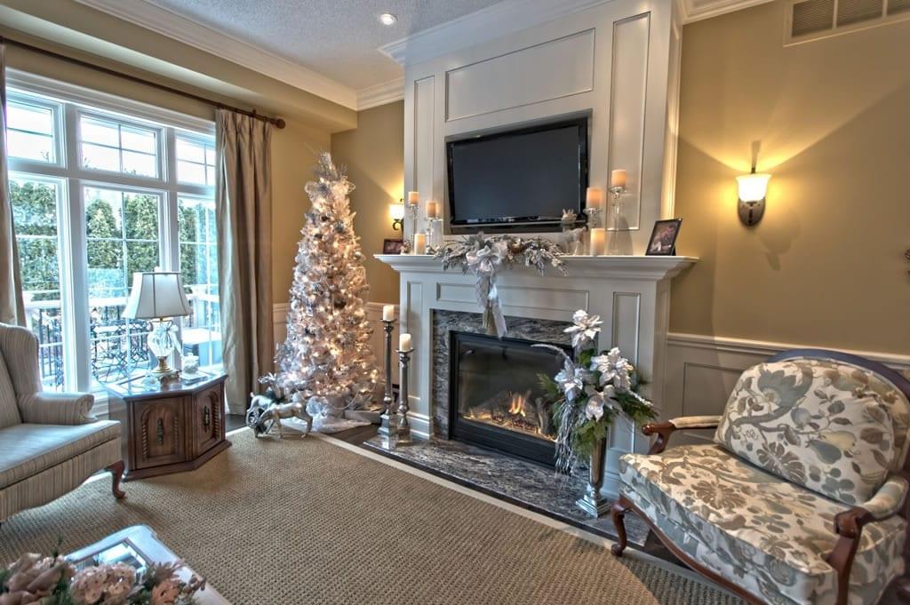 Crofton Living Room
