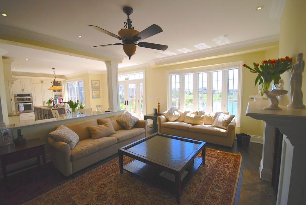 Sandstone Family Room