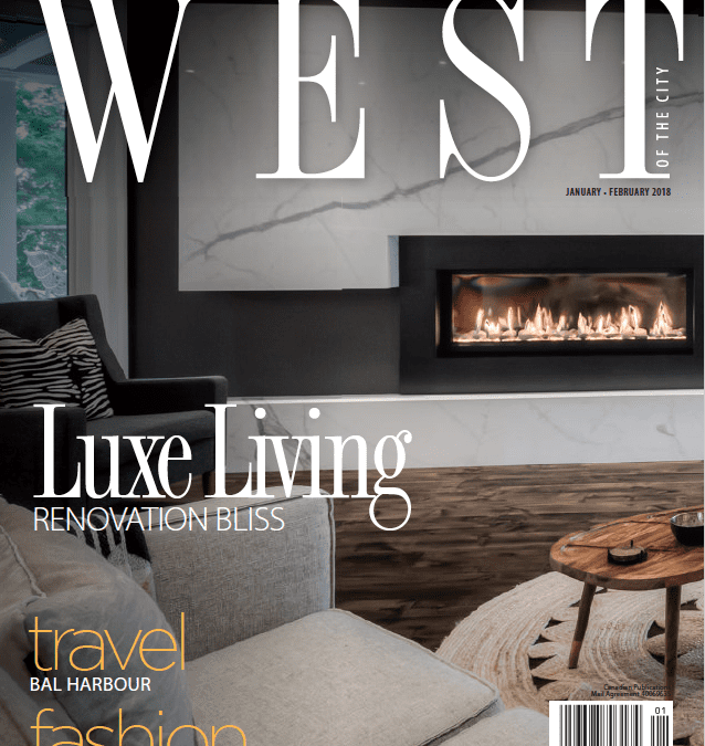 West Of The City Magazine – January 2018