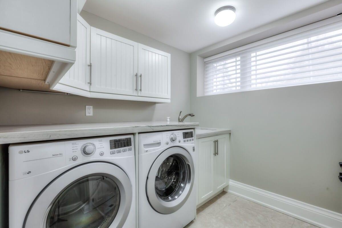 Shady Lawn Laundry Room 1