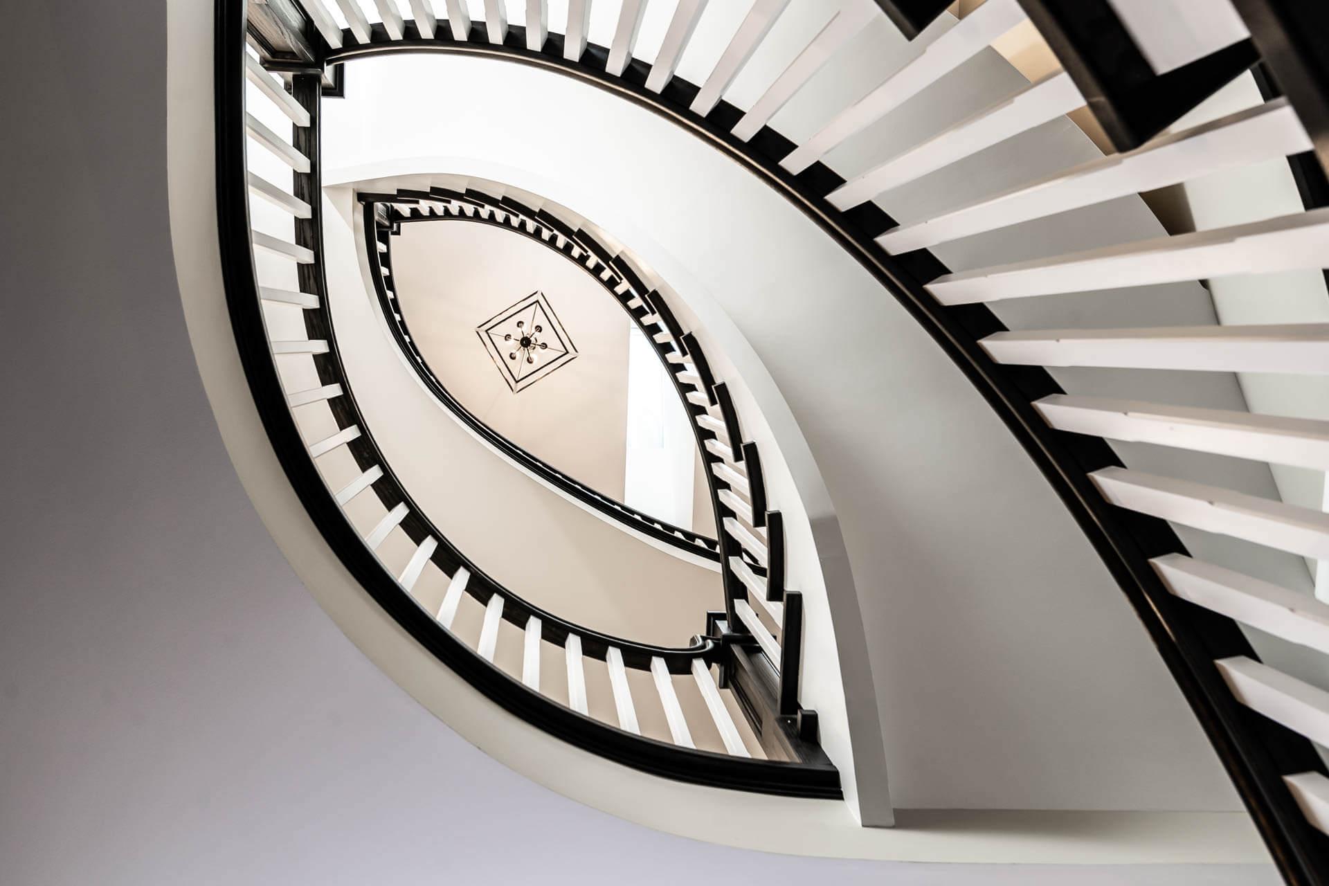 Award Winning Hoover Staircase 2