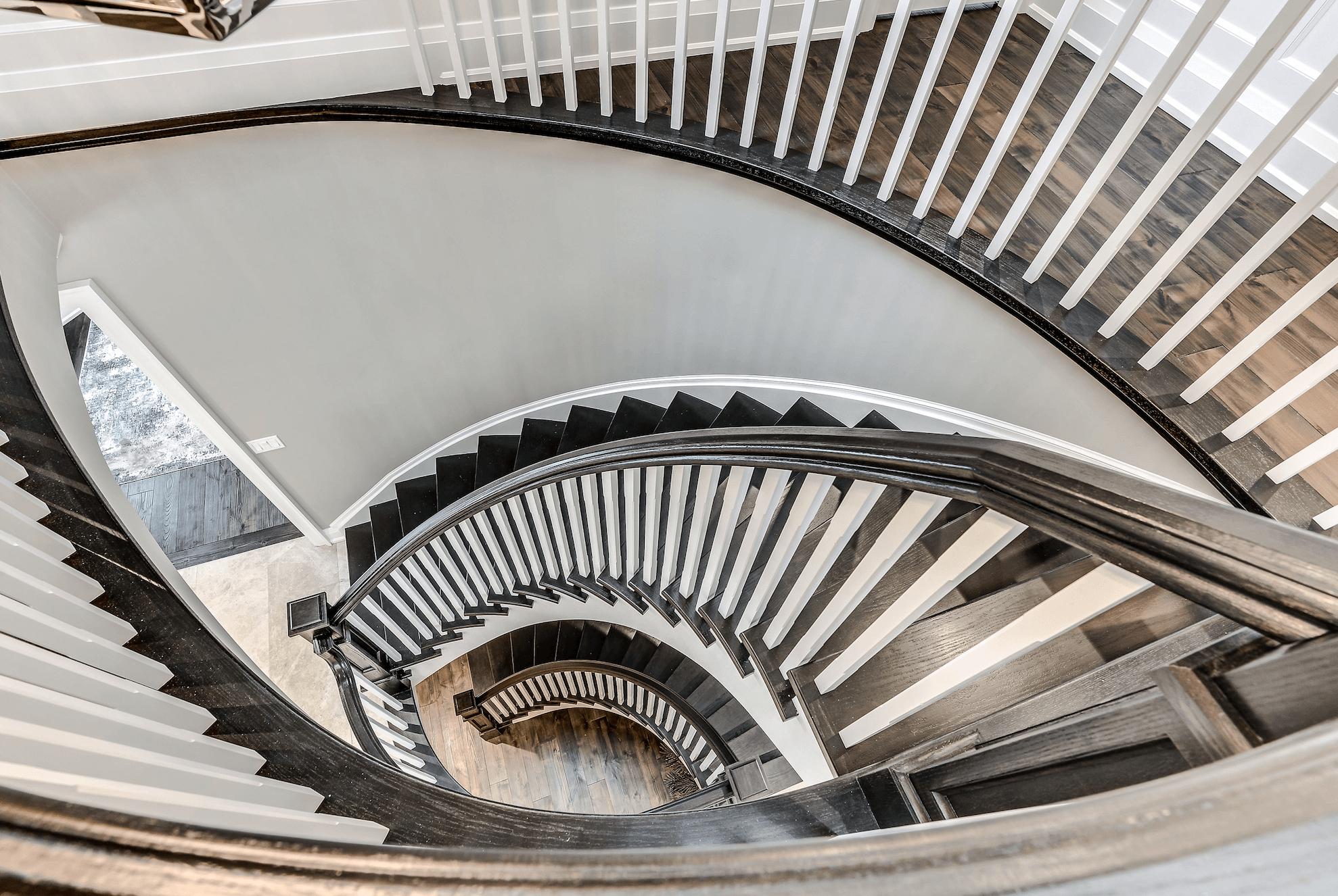 Award Winning Hoover Stairs 3