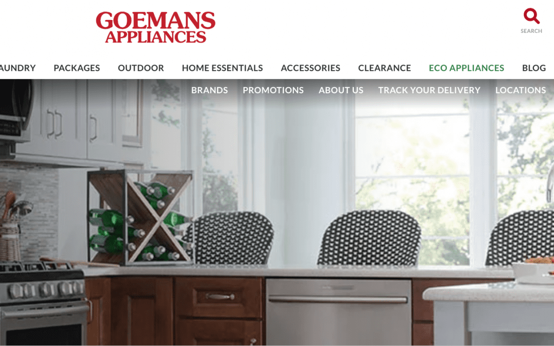 Tour of Homes – Goemans Appliances BLOG on Lifestyles By Barons