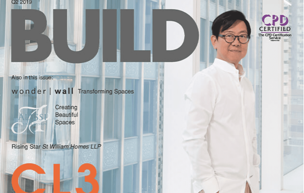 Lifestyles by Barons is featured in the current issue of BUILD magazine