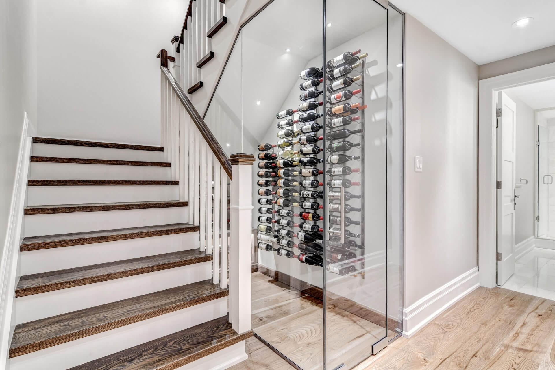 Hixon Wine Cellar