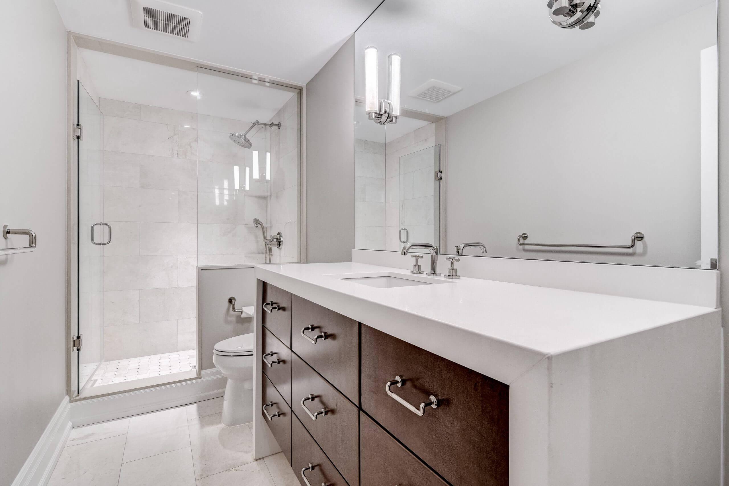 Hixon Basement Bath