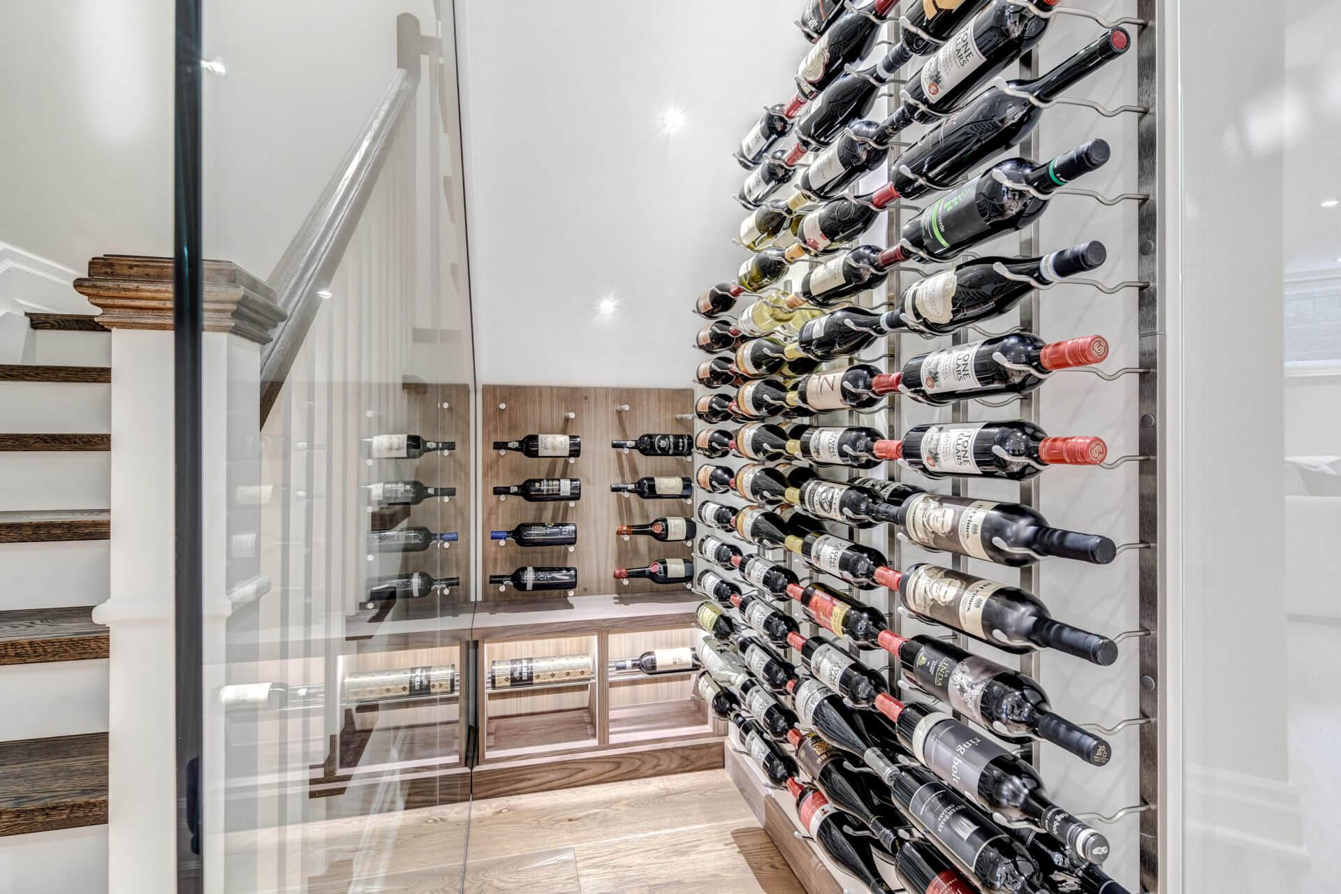 Hixon Wine Cellar 2