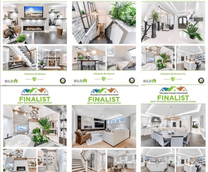Lifestyles by Barons places as FINALISTS in 6 of the BILD/RENOMARK 2021 Awards categories.